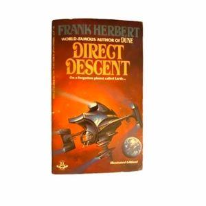 Direct Descent by Frank Herbert, author of DUNE.